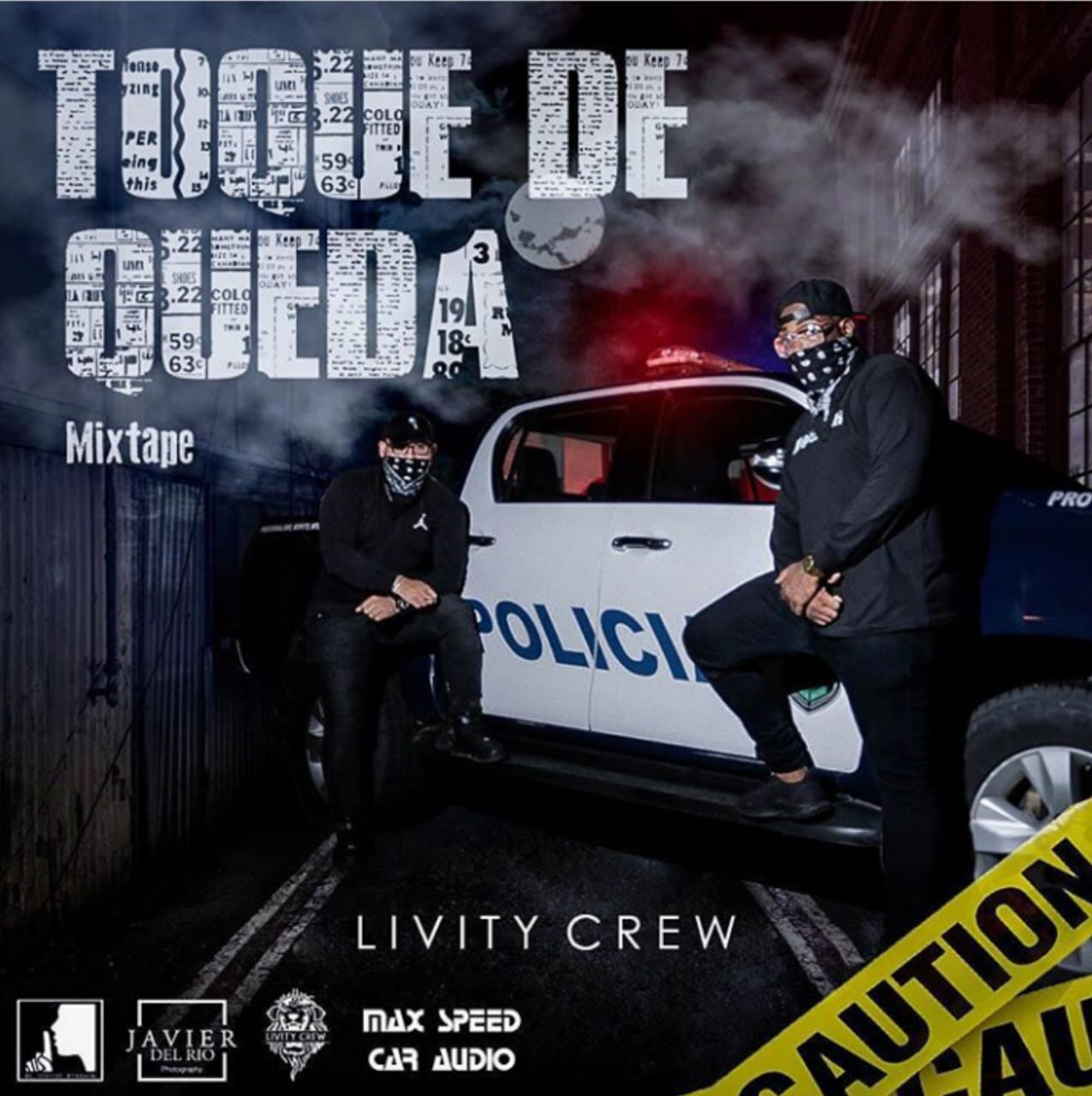 LivityCrew - Toque De Queda MixTape.mp3