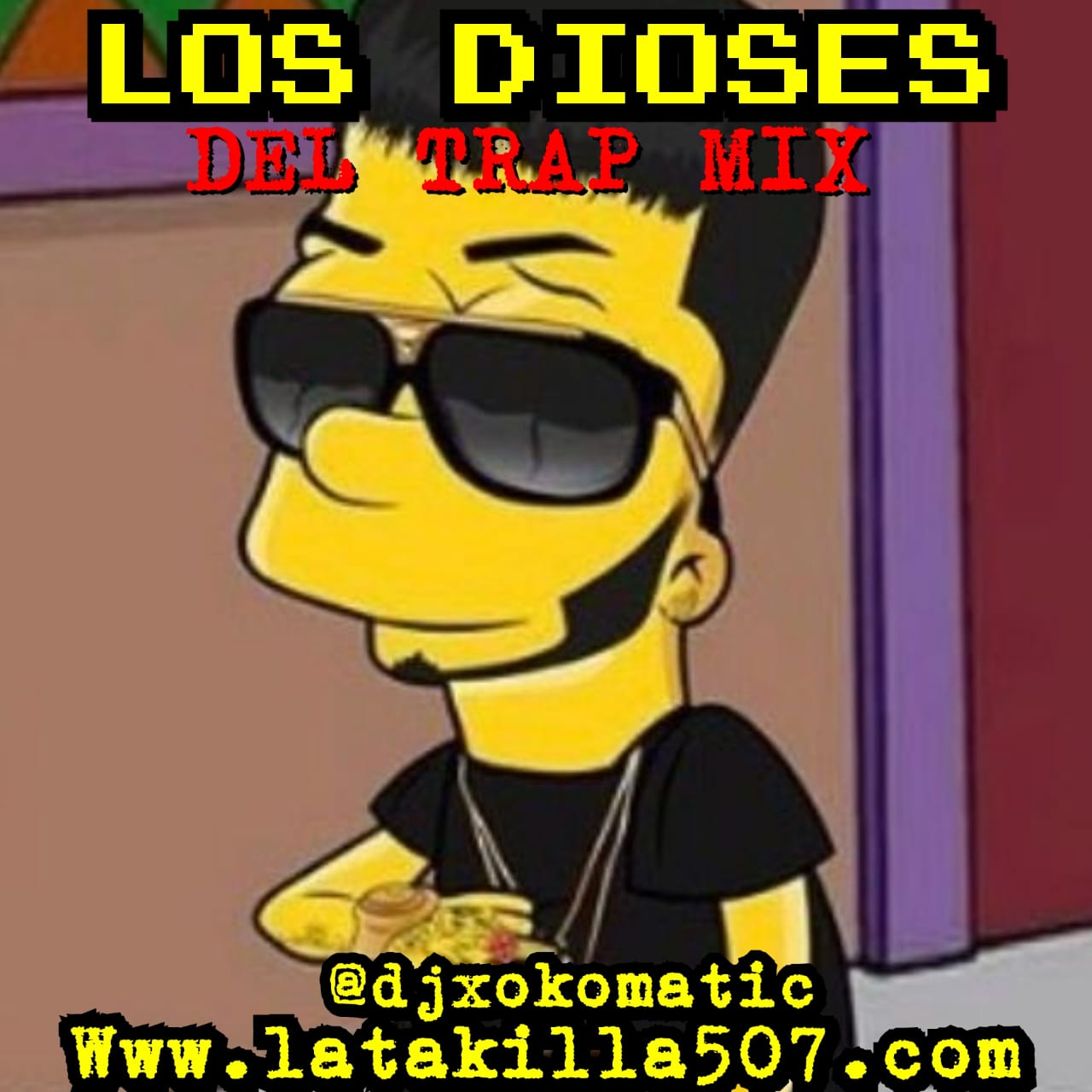 Los Dioses del Trap Mixtape by Dj Xokomatic.mp3