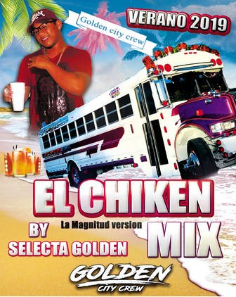 El Chiiken Mix by Selecta Golden.mp3