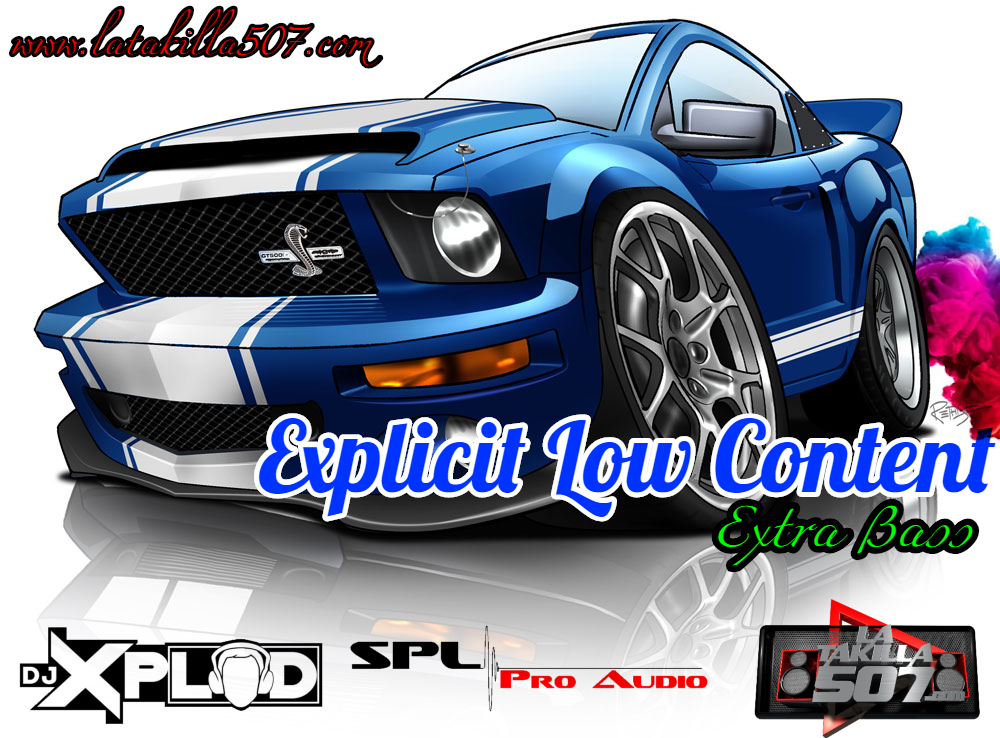 Explicit Low Content Mixtape By Dj Xplod.mp3