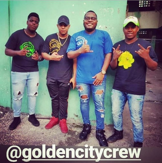 Golden City Crew desde la Cueva Vip.mp3