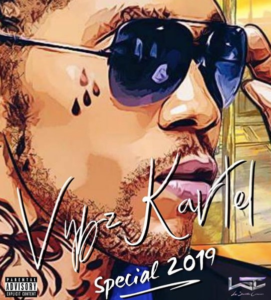 Vybz Kartel Special by La Secta 2019.mp3