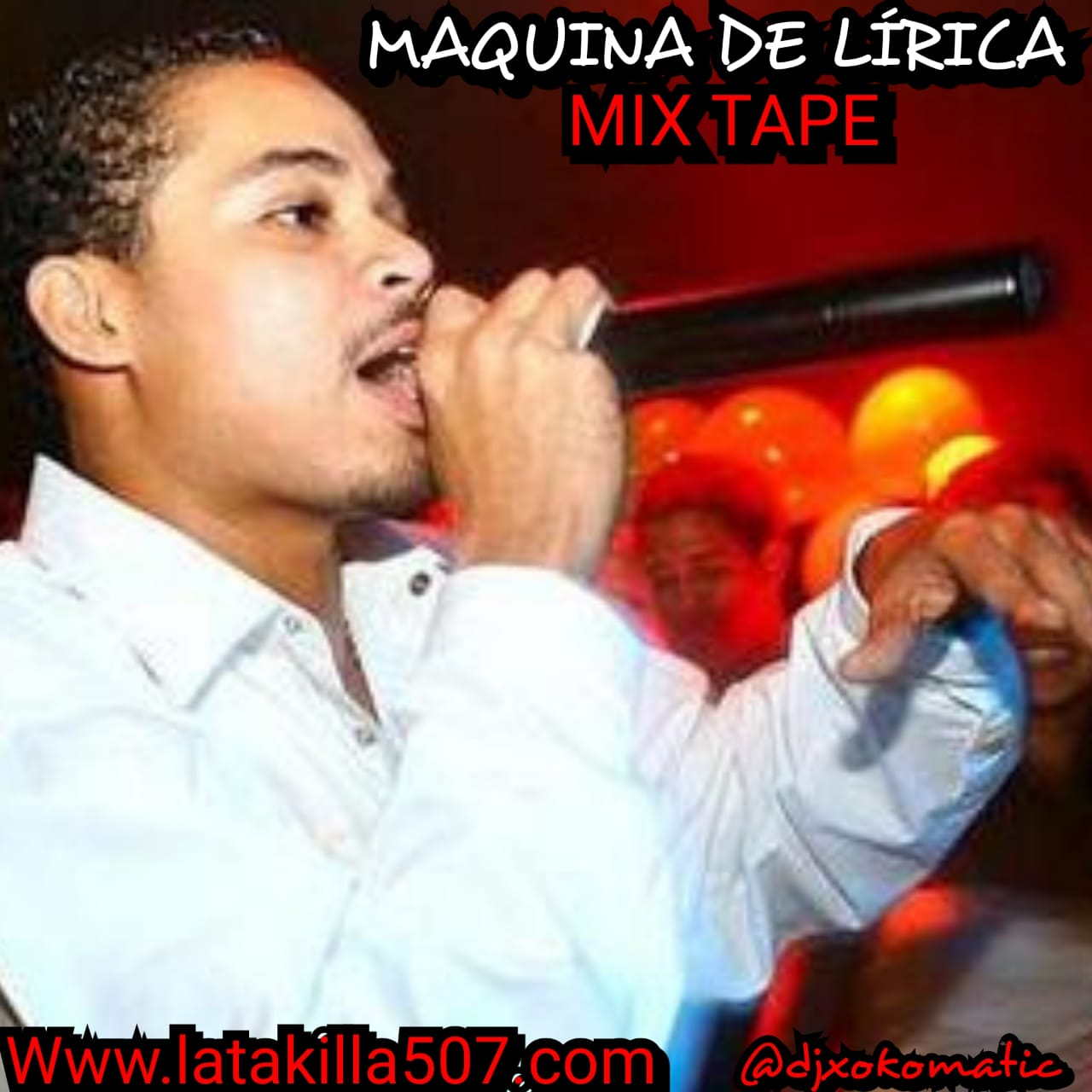 Makina de Lirica Mixtape by Dj Xokomatic.mp3