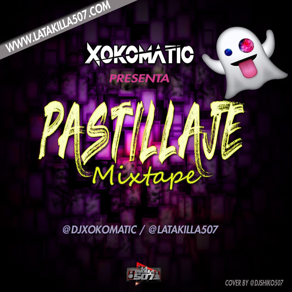 Pastillaje Mixtape  by Dj Xokomatic.mp3