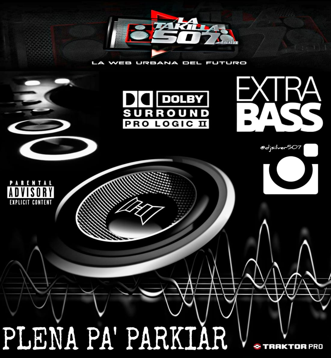 Plenas Pa Parkiar Vol 1 - Dj Silver507.mp3