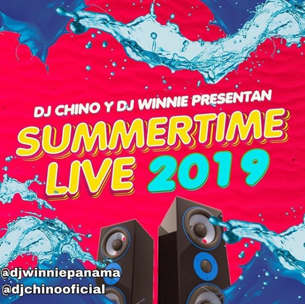 Summertime Live 2019 by Dj Winnie  & Dj Chino.mp3